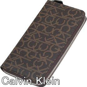 Calvin Klein カルバンクライン ラウンドファスナ...