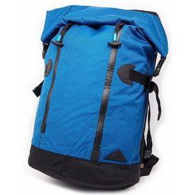 ブルー/アメリカ製ロールトップパック 33.5×51×20c...