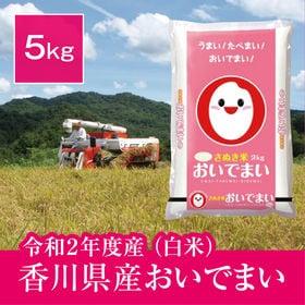 【5kg】香川県産おいでまい 白米《令和2年度産》大満足な量...