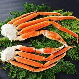 【3kg/約12-18肩】アラスカ産 新鮮ボイルズワイガニ ...
