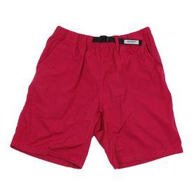 【XSサイズ/ピンク】 [CARHARTT] ハーフパンツ CLOVER SHORTS | コットン素材で着心地抜群のハーフパンツ!随所にあしらわれたブランドロゴが◎