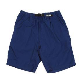 【Sサイズ/ブルー】 [CARHARTT] ハーフパンツ CLOVER SHORTS | コットン素材で着心地抜群のハーフパンツ!随所にあしらわれたブランドロゴが◎