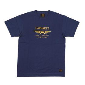 【Sサイズ/ブルー】[CARHARTT] Tシャツ S/S ...