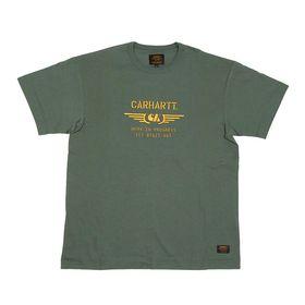 【Sサイズ/カーキ】[CARHARTT] Tシャツ S/S ...