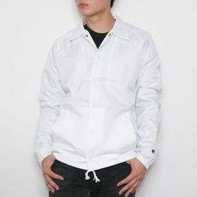 【XLサイズ/ホワイト】[Champion]ウインドブレーカ...