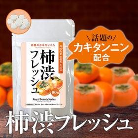 柿渋フレッシュ 90粒