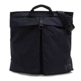 [adidas Y-3]トートバッグ CLASSIC TOTE ブラック | 流行を問わないシンプルなデザインはロングシーズンお使いいただけます!