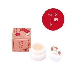 【2個セット】くろちく 椿堂 練り香水 椿