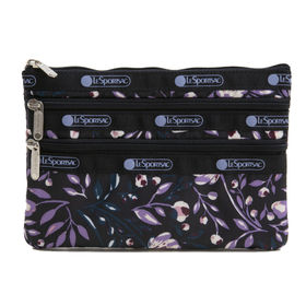[LeSportsac]ポーチ 3-ZIP COSMETIC...