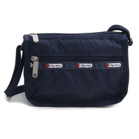 [LeSportsac]ショルダーバッグ CLASSIC MINI HOBO ネイビー | 定番ショルダーバッグのミニサイズが登場!お子様のバッグとしても◎