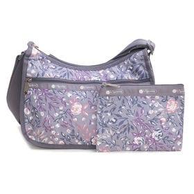 [LeSportsac]ショルダーバッグ CLASSIC HOBO グレー系 | レスポ定番のショルダーバッグ!自分好みのプリントを見つけよう♪