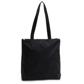 [LeSportsac]トートバッグ EASY MAGAZINE TOTE ブラック | A4サイズがすっぽり収納できる大きめのサイズ感は通勤や通学にも◎
