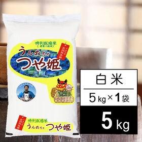 【5kg】 令和2年産 8割減以上 特別栽培米 山形県産 つ...