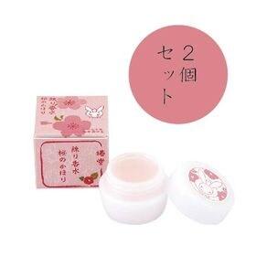【2個セット】椿堂 練り香水 桜