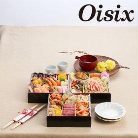 【12/30午前中着】【3-4人前/35品目3段】Oisix...