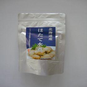 <5袋/計350g>  北海道産「ほたて水煮」