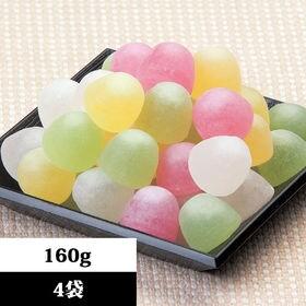【160g×4袋】<大人のお菓子>ウイスキーボンボン
