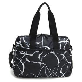 [LeSportsac]ボストンバッグ HARPER BAG ブラック系 | 機内に持ち込める優秀ボストンバッグ!ちょっとした旅行やジムバッグに◎