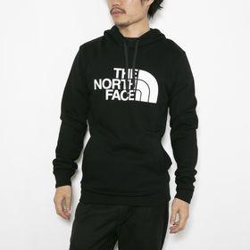 Mサイズ[THE NORTH FACE]パーカー M HALF DOME HOODIE ブラック | 裏起毛で、肌寒い季節にもぴったり!