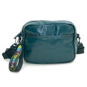 [LeSportsac]ショルダーバッグ CONV CAMERA W/ PULLER グリーン | ちょっとしたお出かけにぴったりのカメラバッグ!