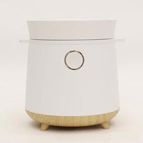 マイコン式 多機能炊飯器 2合炊き【ホワイト】  HM-12...