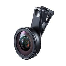 ノートPCカメラ用広角レンズ サンワサプライ