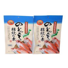 日本海産 のどぐろ雑炊の素【2コ】
