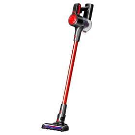 【カラー:レッド】掃除機 サイクロン掃除機 充電式掃除機 サ...