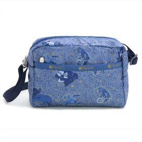 [LeSportsac]ショルダーバッグ DANIELLA CROSSBODY ブルー系 | 持ちやすい程よいサイズ感が◎自分好みの柄を見つけよう!
