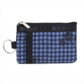[LeSportsac]パスケース ID CARD CASE ブルー系 | 貴重品をこれひとつにまとめられる万能アイテム!お子様へのプレゼントにも♪