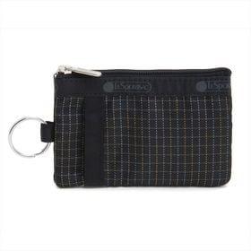 [LeSportsac]パスケース ID CARD CASE ブラック系 | 貴重品をこれひとつにまとめられる万能アイテム!お子様へのプレゼントにも♪