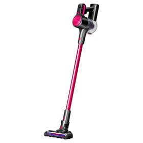 【カラー:ピンク】掃除機 サイクロン掃除機 充電式掃除機 サ...