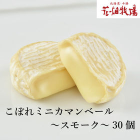 【30個】花畑牧場 こぼれミニカマンベール(スモーク)
