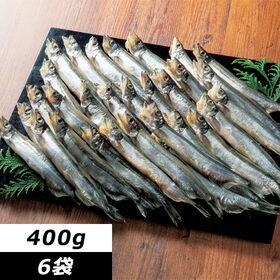 【400g×6袋】からふとししゃも(オス)