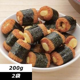 【200g×2袋】<業務用>チーズ海苔巻きあられ