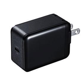 USB Power Delivery対応AC充電器(PD18...