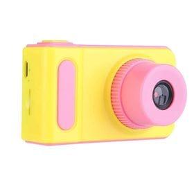 キッズデジタルカメラ ピンク /イエロー