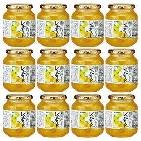 【600g×12個】カンピー 瀬戸内レモンのレモネード