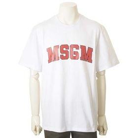 エムエスジイエム カットソー Tシャツ MM86 098 0...