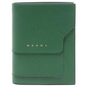 マルニ 二つ折り財布 PFMOQ14U07 LV520 Z3...