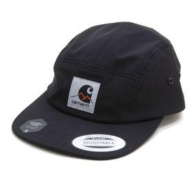[CARHARTT]キャップ HAYES CAP BLACK | ジェットパックでこなれ感を演出!ユニセックスで使える優れもの♪