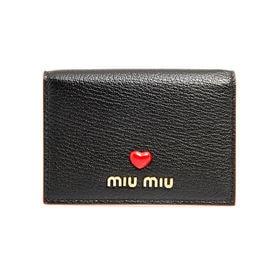 ミュウミュウ カードケース 5MC945 2BC3 F000...