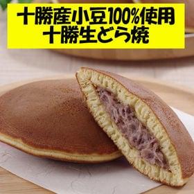 【10個】十勝生どら焼き
