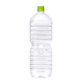 【6本】いろはす天然水PETラベルレス2L
