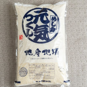 【5kg×1袋】バナナ屋さんが選んだ米・元気つくし