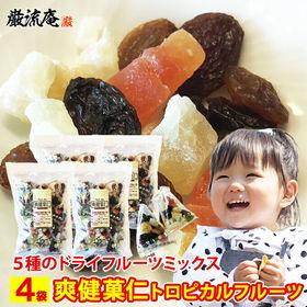 【4袋】ドライフルーツ 爽健菓仁