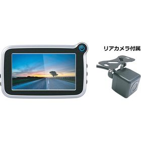 ドライブレコーダー FullHD バックカメラ