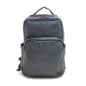 [LeSportsac]リュック SQUARE POCKET BACKPACK グレー | フロントに大きくあしらったポケットが◎ユニセックスで使えるデザイン!