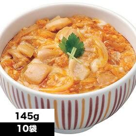 【145g×10袋】<なか卯>親子丼の具