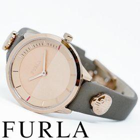 FURLA フルラ腕時計 レディース PIN グレージュ